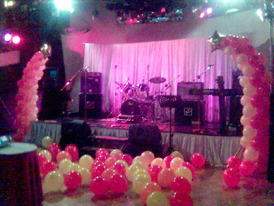 Fiestas con Globos Balloon Decor