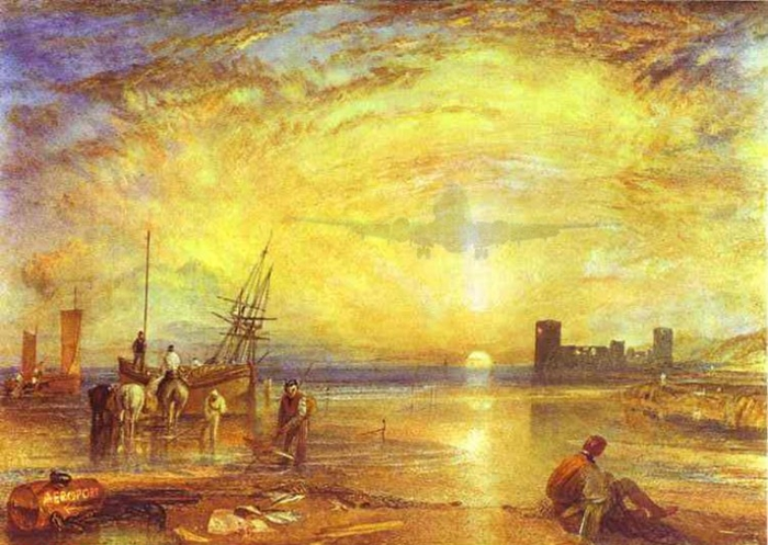Joseph Mallord William Turner 1775-1851