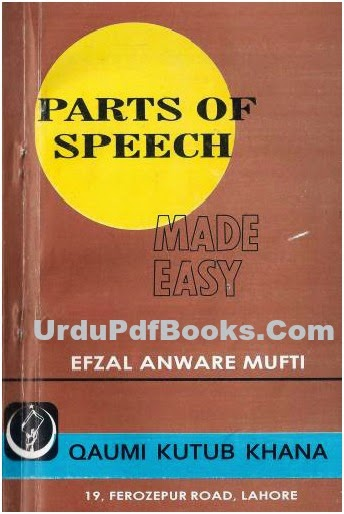 Parts of Speech Made Easy