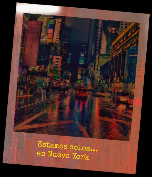 Estamos Solos en Nueva York