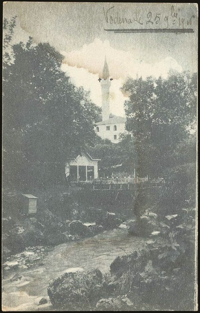 Cart postal από το 1906