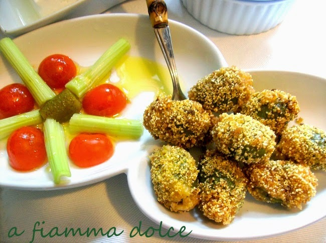 olive all'ascolana vegan