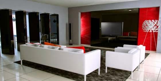 Ristrutturare ed arredare il soggiorno #1   pareti attrezzate e ...