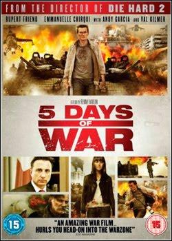 5 Dias de Guerra Legendado