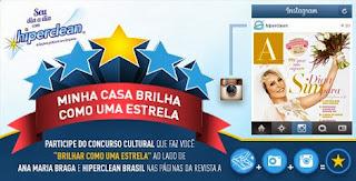 """Concurso Cultural """"Minha casa Brilha como uma Estrela"""""""