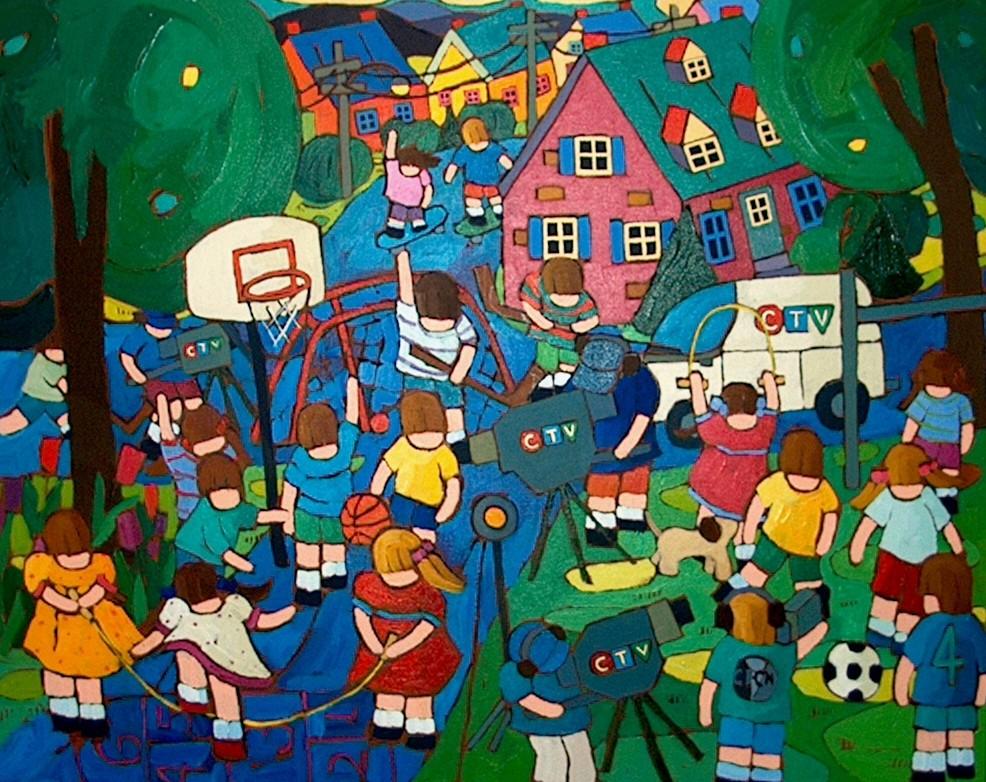 Neighbourhood social capital and sports participation