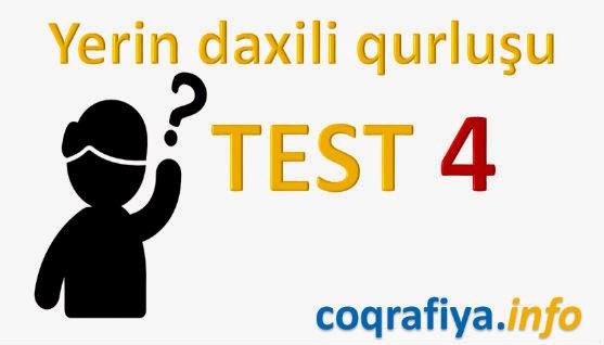 Cografiyadan Test