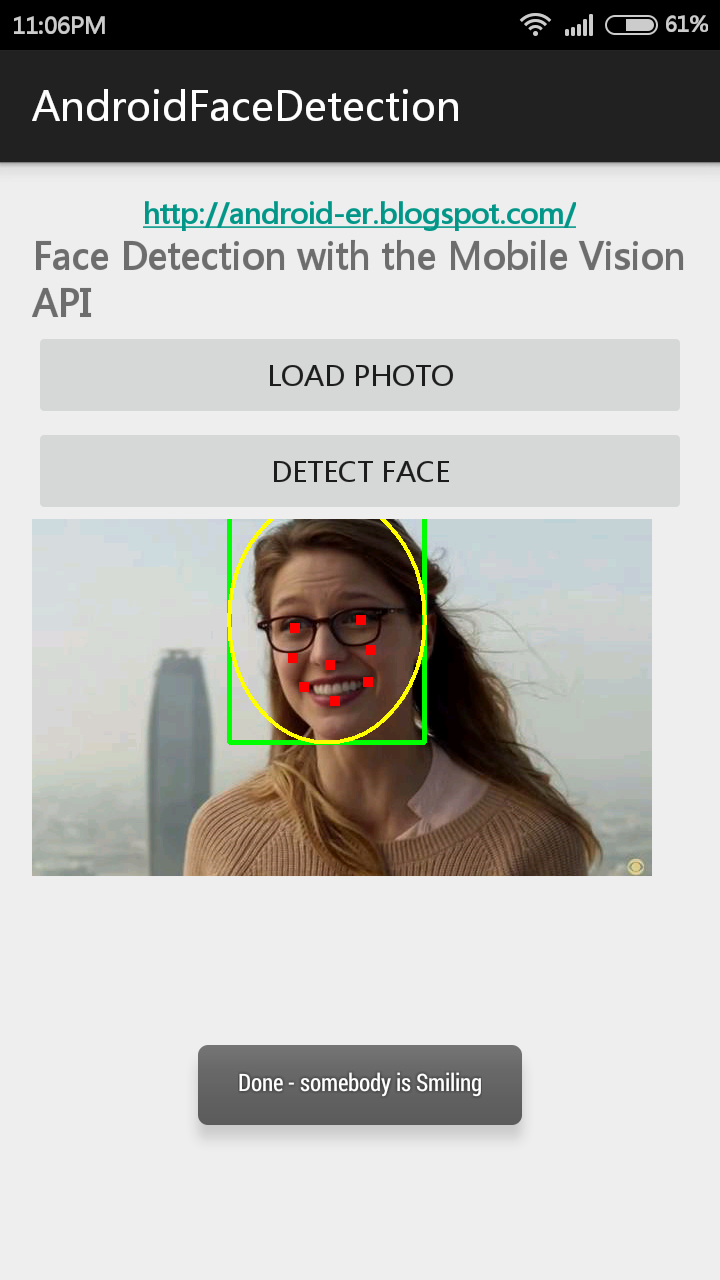 Face Detection - Apps on Google Play