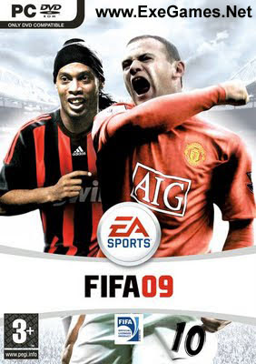 Fifa 2009 Free Download PC Game Full Version