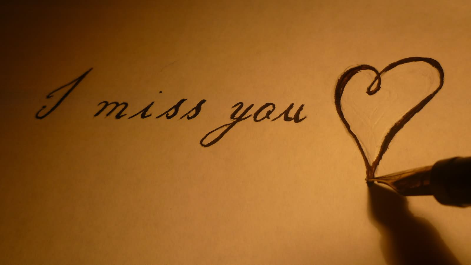 Miss You Images Heart HD Photos