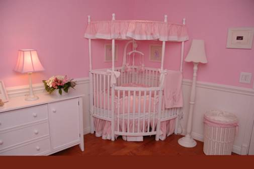 Mode de votre b b id e d co chambre b b fille for Decoration chambre de bebe fille