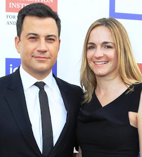 Jimmy Kimmel is engaged to Molly McNearney