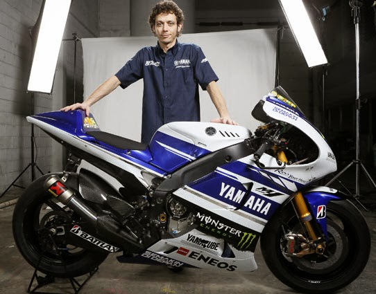 Spesifikasi motor Yamaha YZR-M1 2014 MotoGP (Factory Racing) - Valentino Rossi
