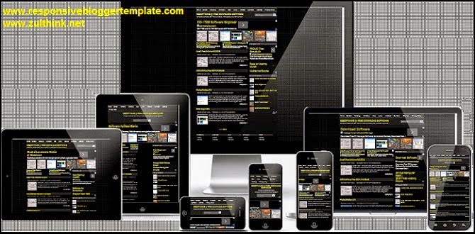 VictimAdsense Responsive Blogger Template