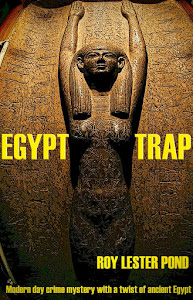 Egypt (non series) mystery thrillers