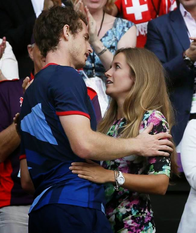 andy murray dating history Everything's changed for andy murray at wimbledon this time  having a bit of a personal relationship with him,  baseball history is made in dc.