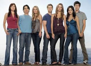 Personagens da terceira temporada da série estadunidense The O.C.