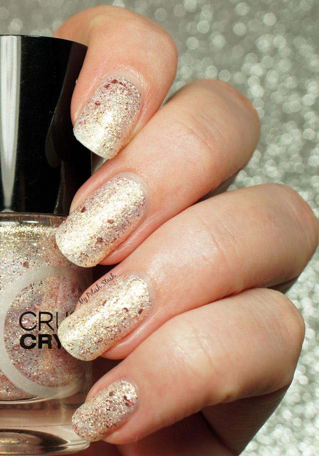 sand style nail polish