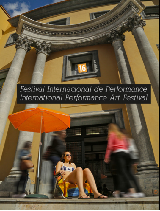 """Festival Internacional de Performance"""