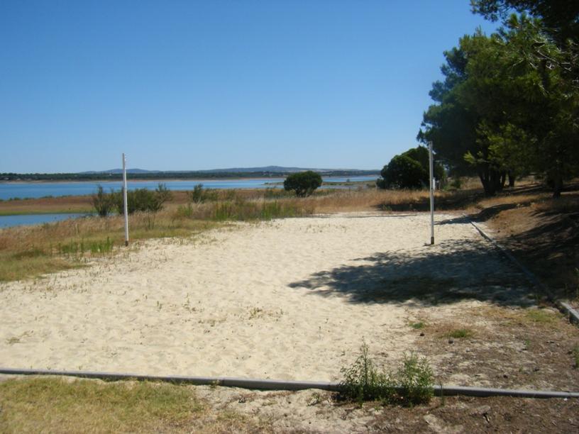 Campo de Voleibol de Praia da Barragem de Odivelas