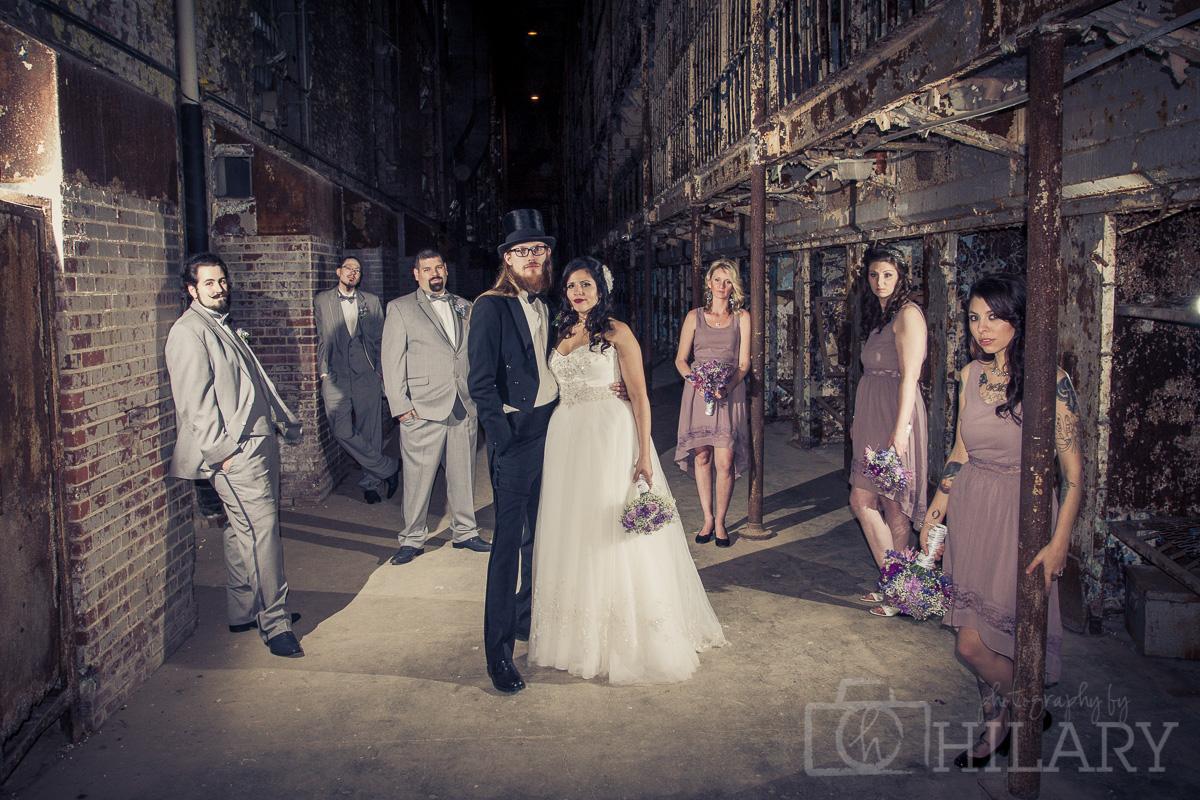 photography by hilary | nina + dustin mansfield reformatory wedding