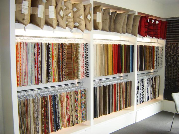 fotos de decoracao de interiores residenciais:uso de tecidos em design de interiores cresce a