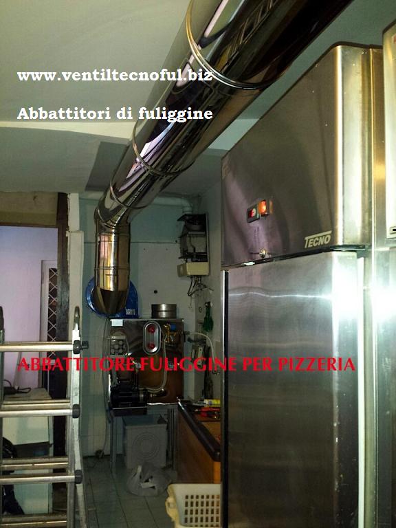 Abbattitori fumo italiani abbattitori di fuliggine napoli for Abbattitore fumi forno a legna
