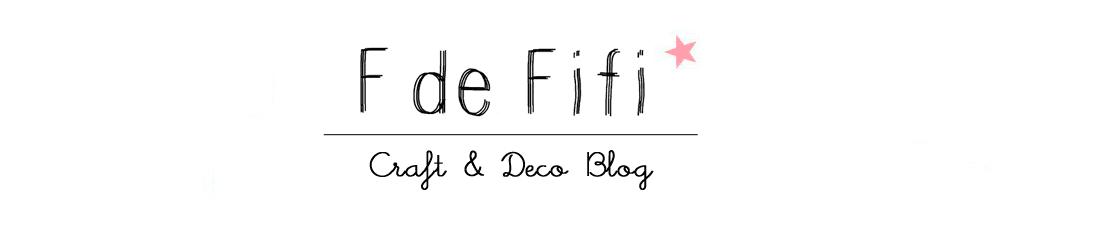 Blog F de Fifi: manualidades, imprimibles y decoración
