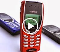 Propaganda do Nokia Cores para o ano de 2002 com Pelé.
