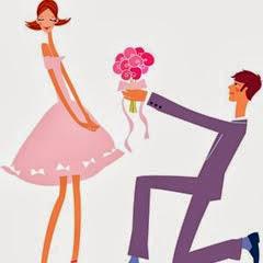 من هو الرجل الجذاب فى عين المرأة - رجل يقدم ورود ازهار امرأة - man give woman flowers roses