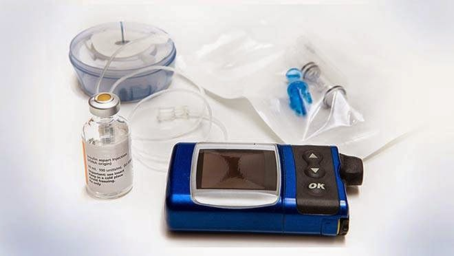 insulin pump supplies canada
