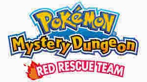 Pokemon Mystery Dungeon - Red Rescue Team free for PC