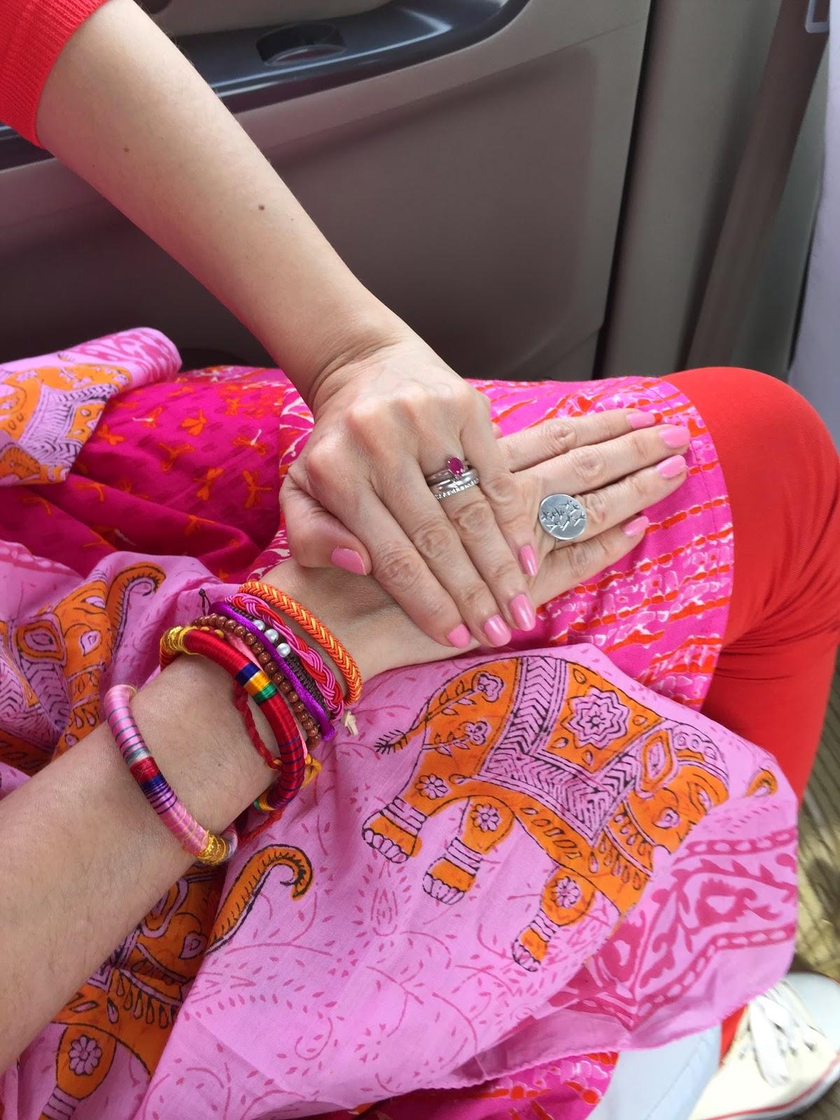 Vestidos de la India, un mundo de color (II) - Marijo Barcelona