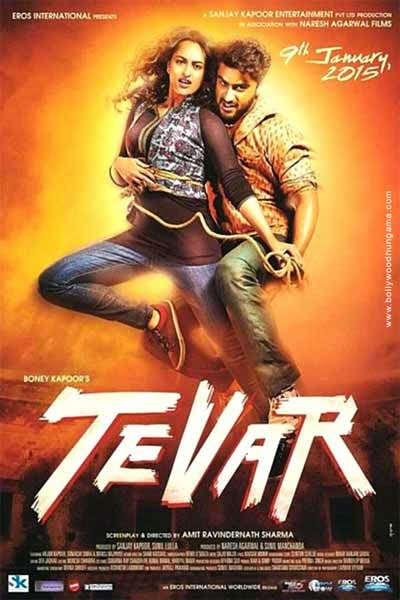 Tevar Movie Full Online Daily Motion Download (2015) poster