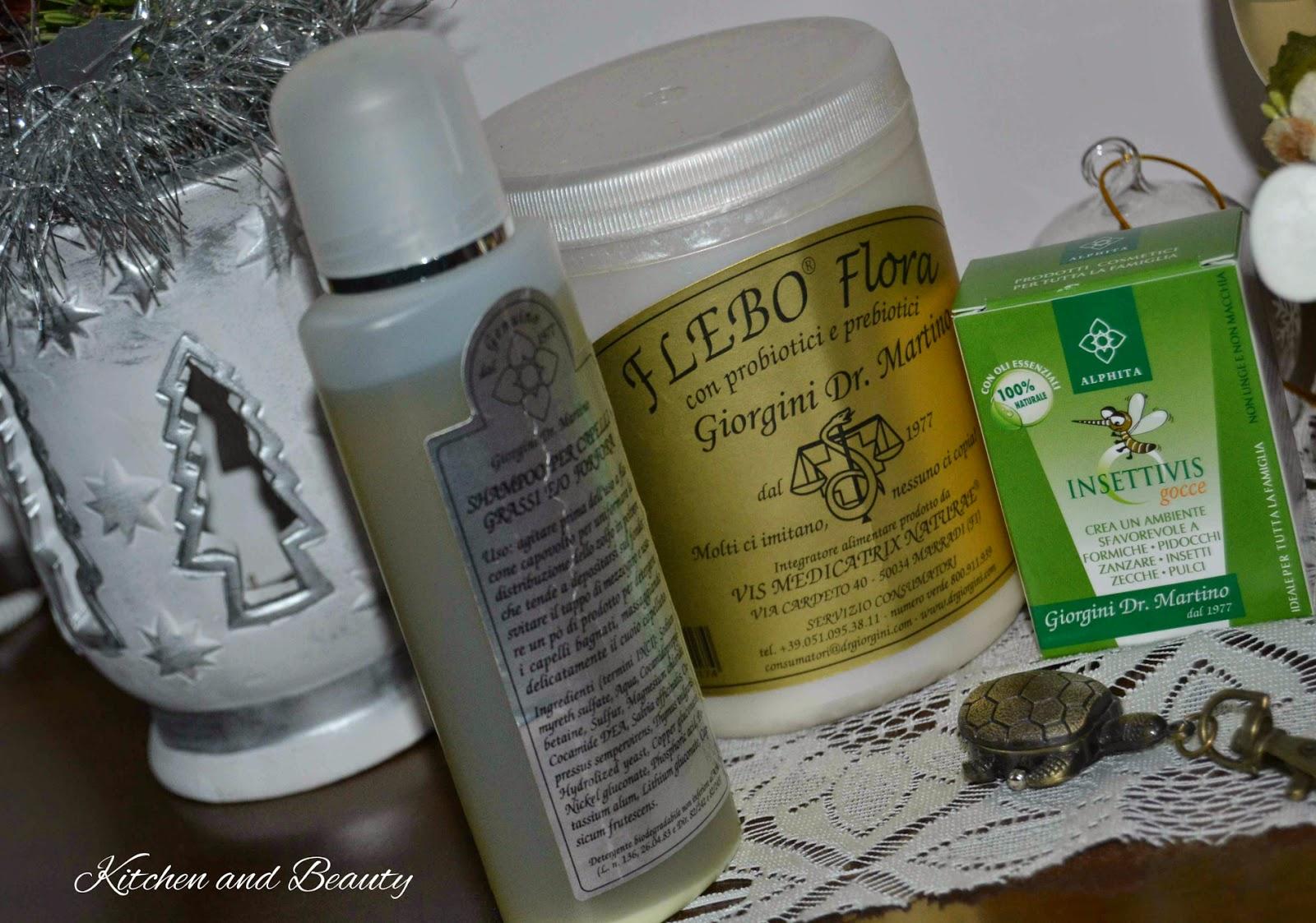 curarsi naturalmente con i prodotti dr. giorgini