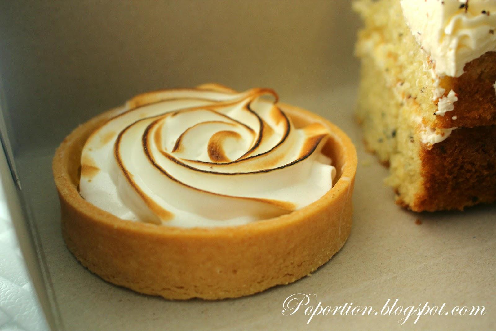 lemon meringue tart best cafe west singapore
