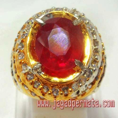 Batu Ruby Cincin Mewah Jual Batu Permata Hobi Permata
