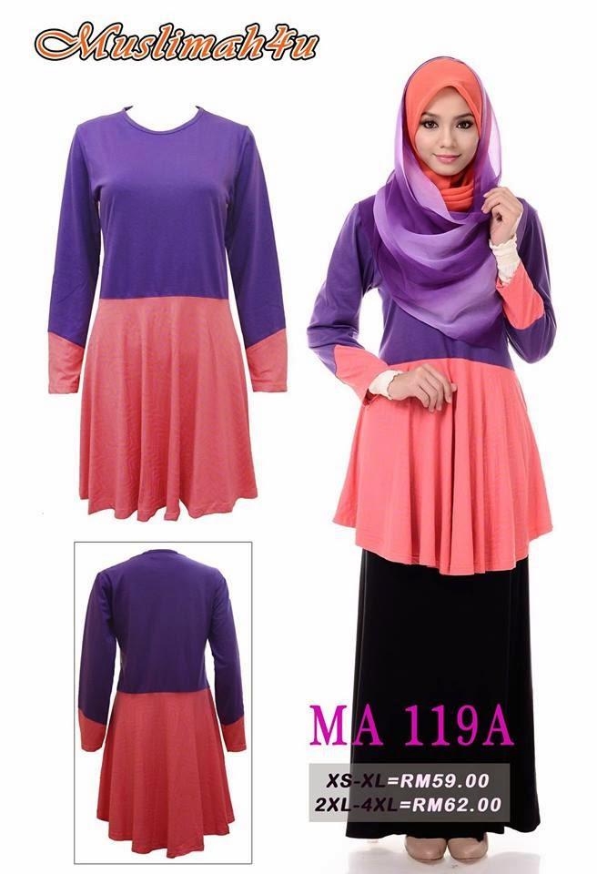 T-shirt-Muslimah4u-MA119A
