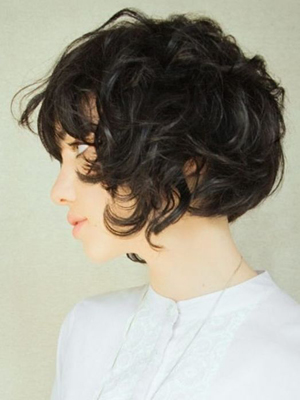 cortes pelo 2014 peinados con ondas look