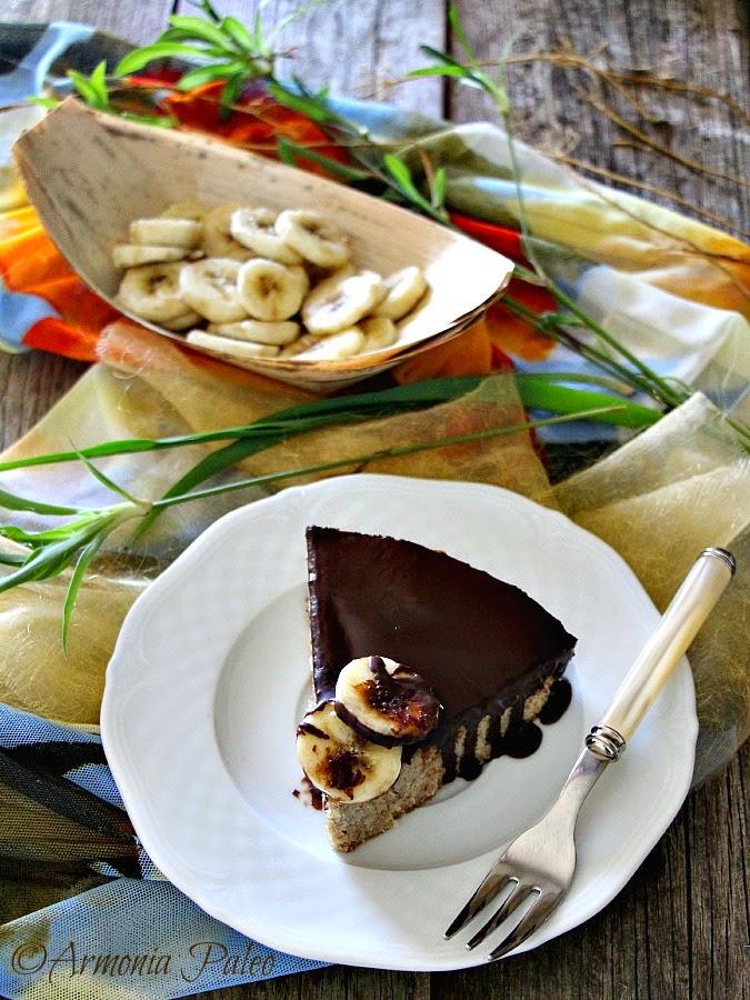 Keke Fa'i - Torta di Banane e Cocco delle Isole Samoa di Armonia Paleo