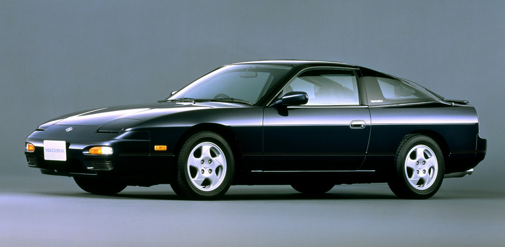 Nissan 180SX S13. Chuki. 1991-1996 r., sportowe auta, kultowe samochody, z duszą, ciekawe, drifting, tylnonapędowe, czym się różnią