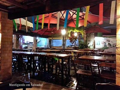 Rua 15 Restaurante e Bar: Ambiente