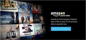 Tutti i vantaggi di Amazon Prime
