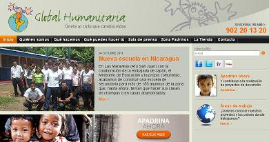 Ayuda humanitaria con Global Humanitaria