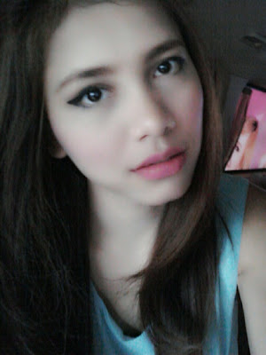 Foto Okira Bexxa di cium Raffi ahmad
