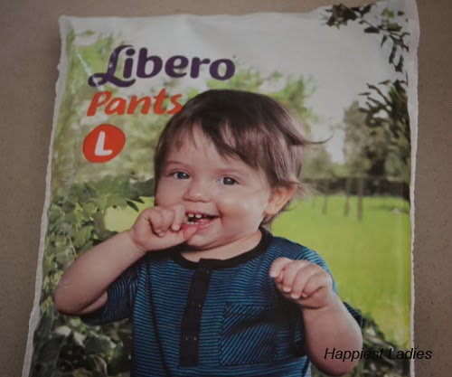 Libero Large Pants
