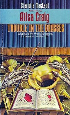 cover of Trouble in the Brasses by Alisa Craig