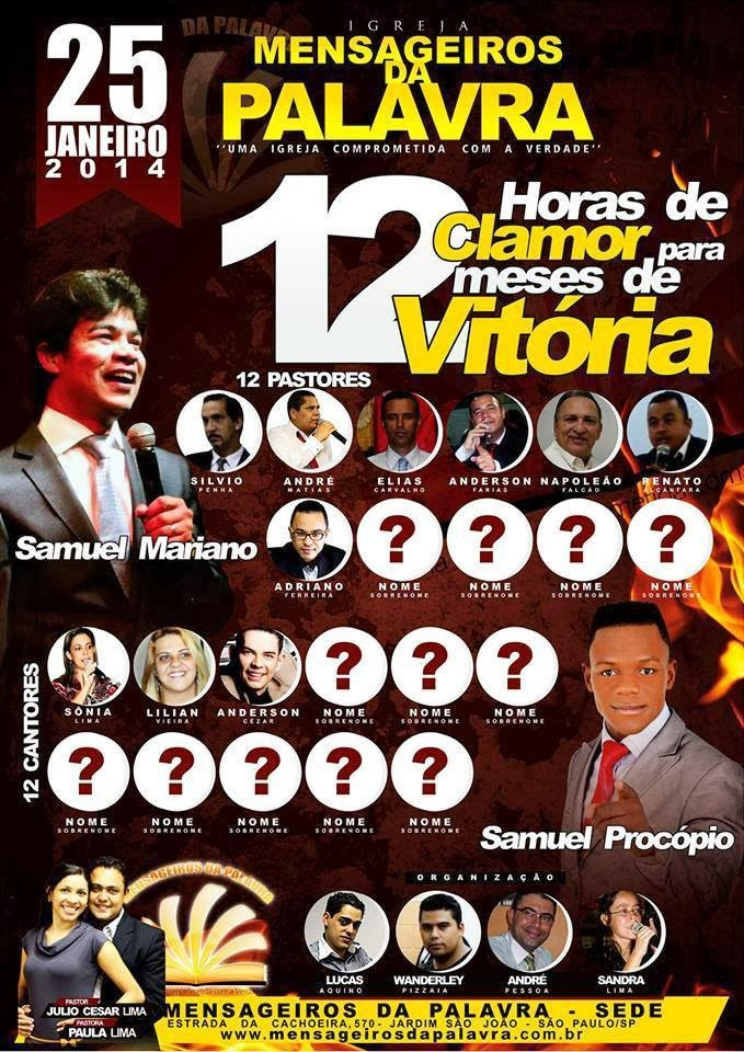 12 horas de Clamor