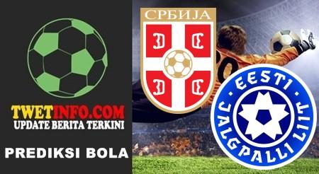 Prediksi Serbia U19 vs Estonia U19