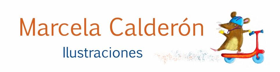 Marcela Calderón Ilustraciones